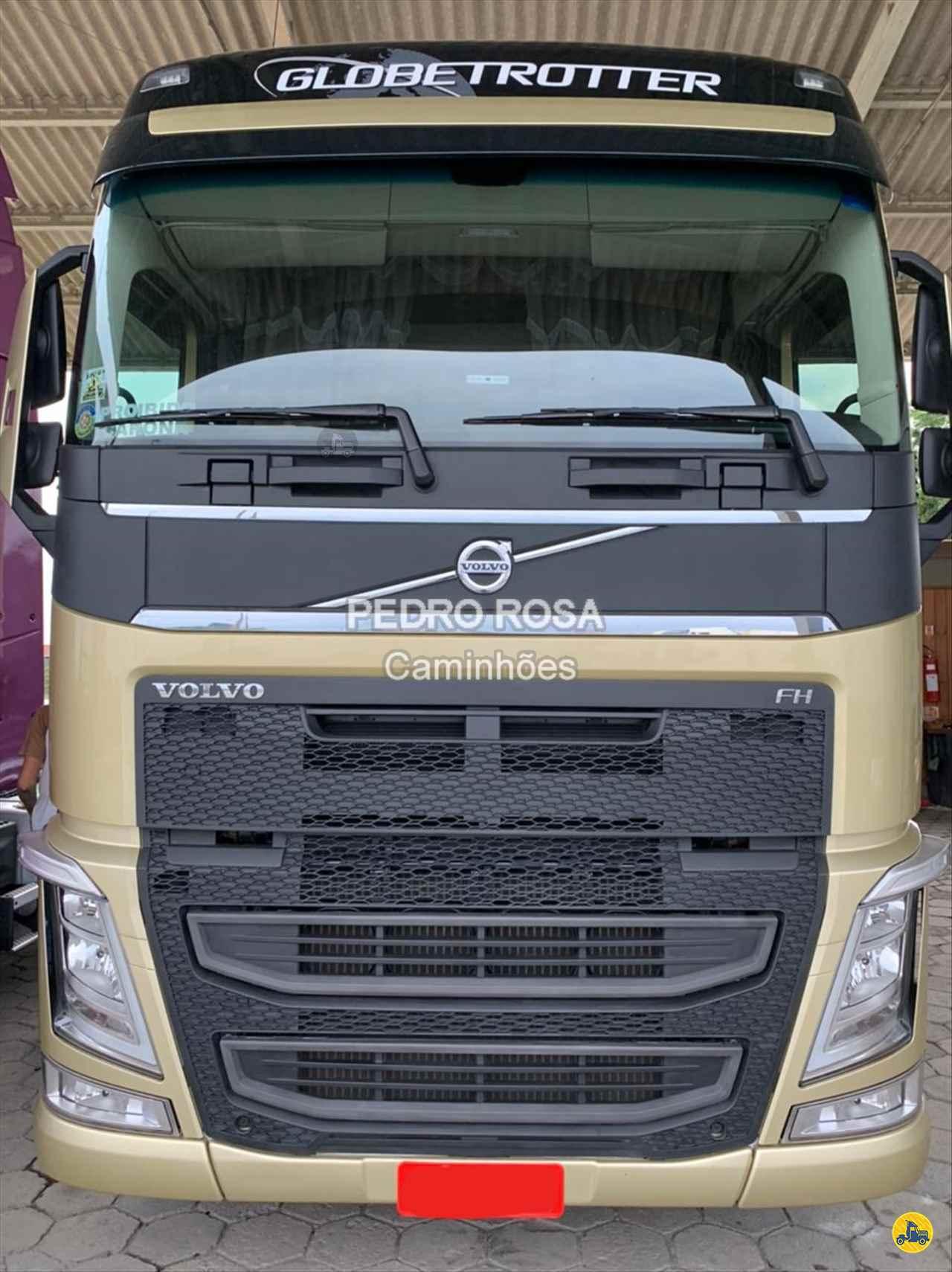 CAMINHAO VOLVO VOLVO FH 500 Cavalo Mecânico Truck 6x2 Pedro Rosa Caminhões PICARRAS SANTA CATARINA SC
