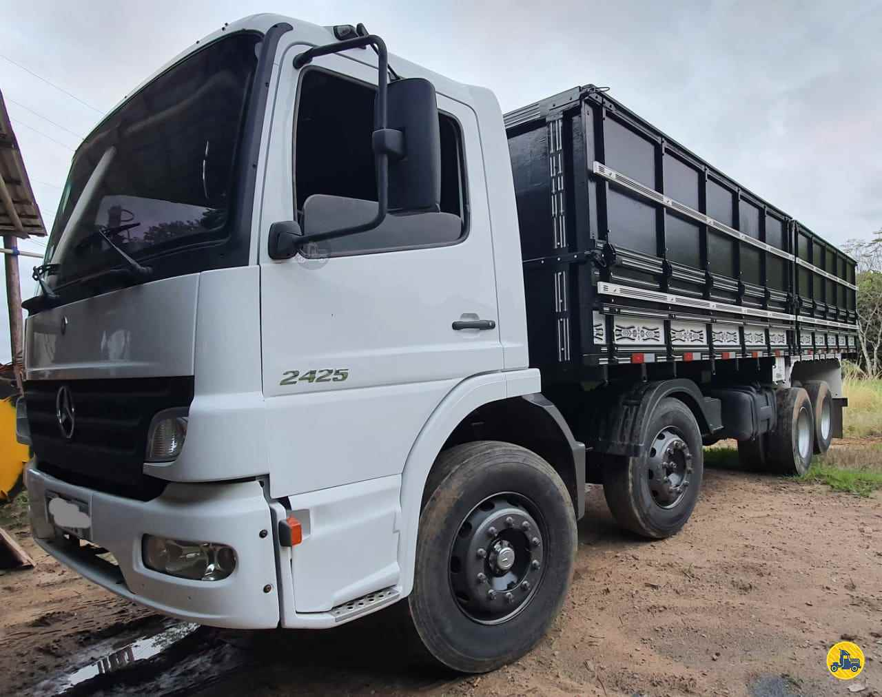 CAMINHAO MERCEDES-BENZ MB 2425 Cavalo Mecânico BiTruck 8x2 Pedro Rosa Caminhões PICARRAS SANTA CATARINA SC