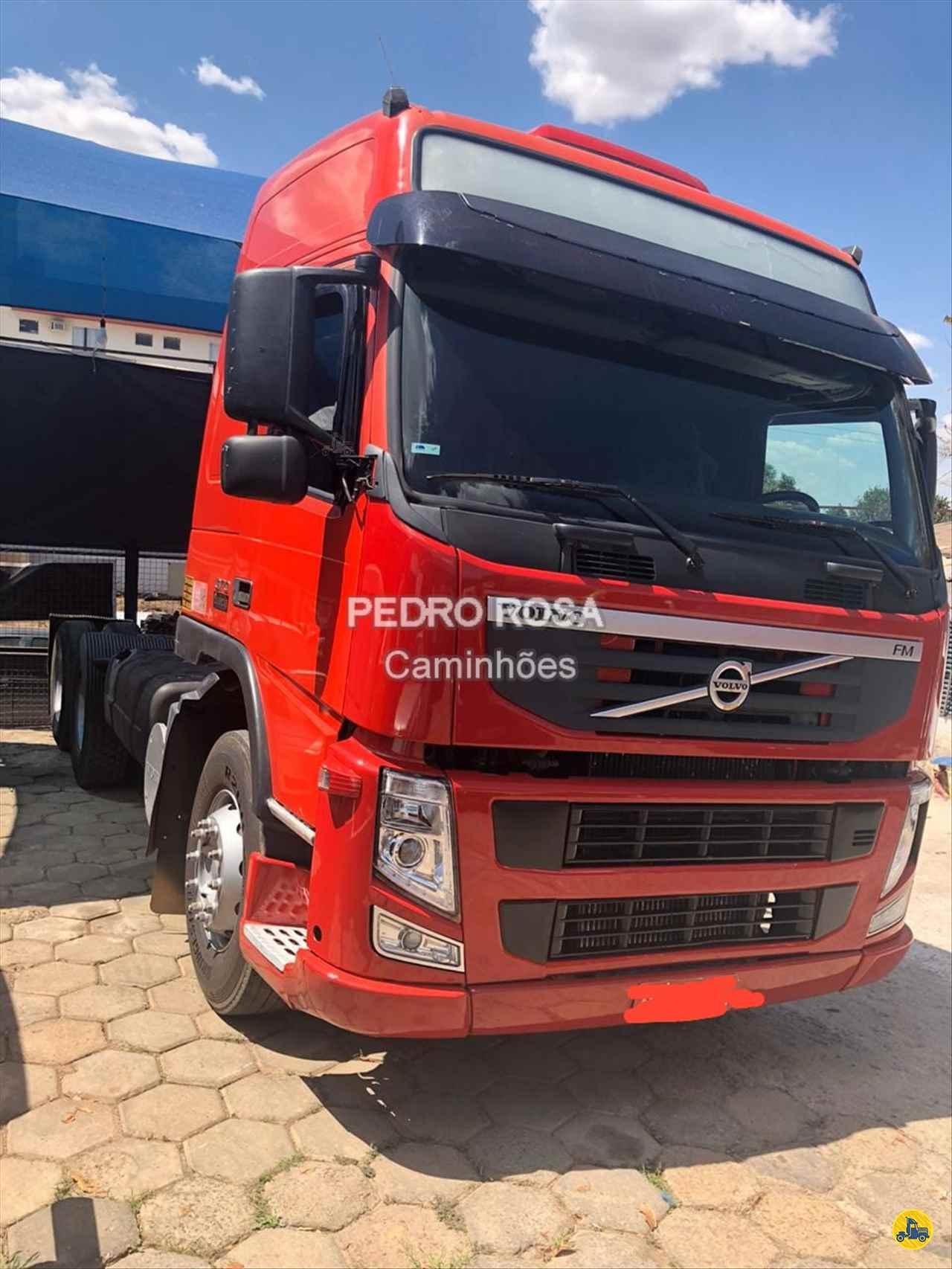 VOLVO FM 370 de Pedro Rosa Caminhões - ITAJAI/SC