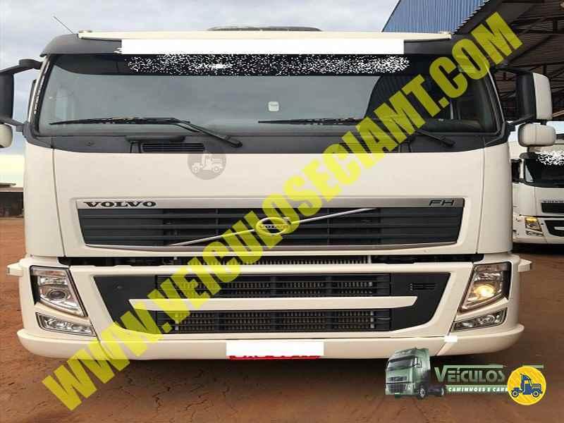 CAMINHAO VOLVO VOLVO FH 440 Cavalo Mecânico Traçado 6x4 Veículos e Cia JACIARA MATO GROSSO MT