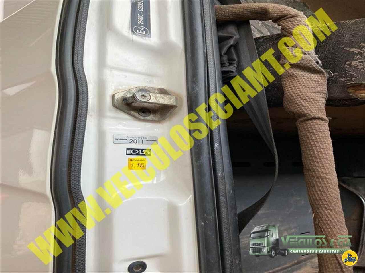 SCANIA SCANIA 420 690000km 2011/2012 Veiculos e Cia