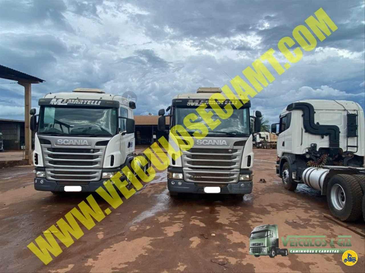 CAMINHAO SCANIA SCANIA 420 Cavalo Mecânico Traçado 6x4 Veiculos e Cia JACIARA MATO GROSSO MT