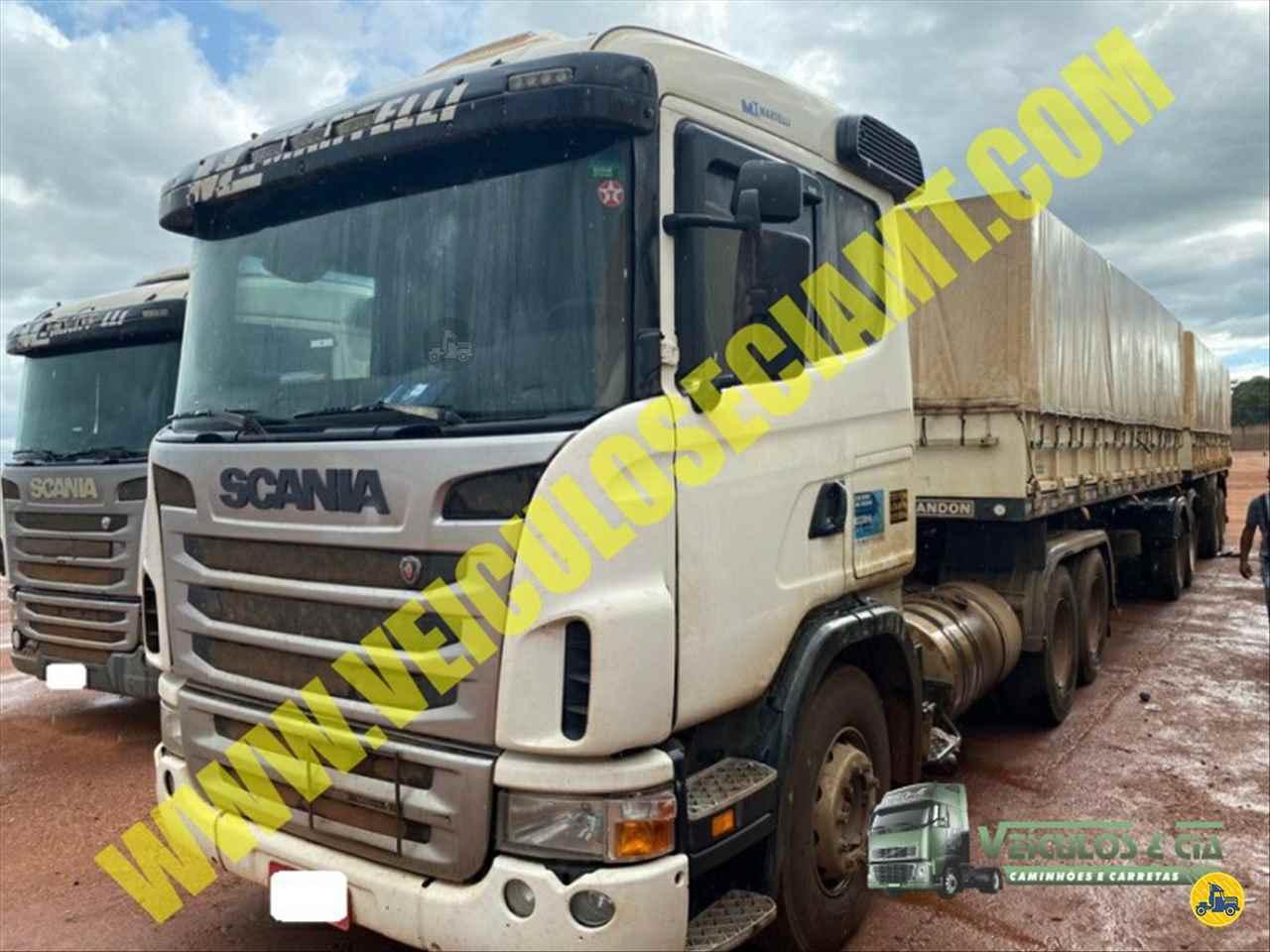 CAMINHAO SCANIA SCANIA 420 Cavalo Mecânico Truck 6x2 Veículos e Cia JACIARA MATO GROSSO MT