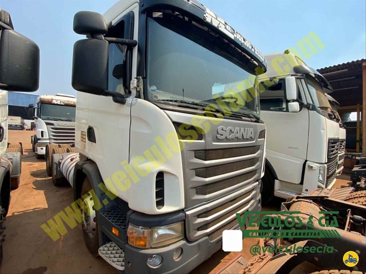 CAMINHAO SCANIA SCANIA 420 Cavalo Mecânico Traçado 6x4 Veículos e Cia JACIARA MATO GROSSO MT