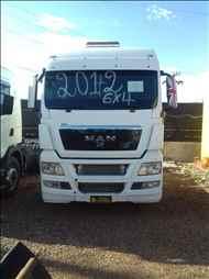 MAN TGX 29 440  2012/2012 Vilson Caminhões