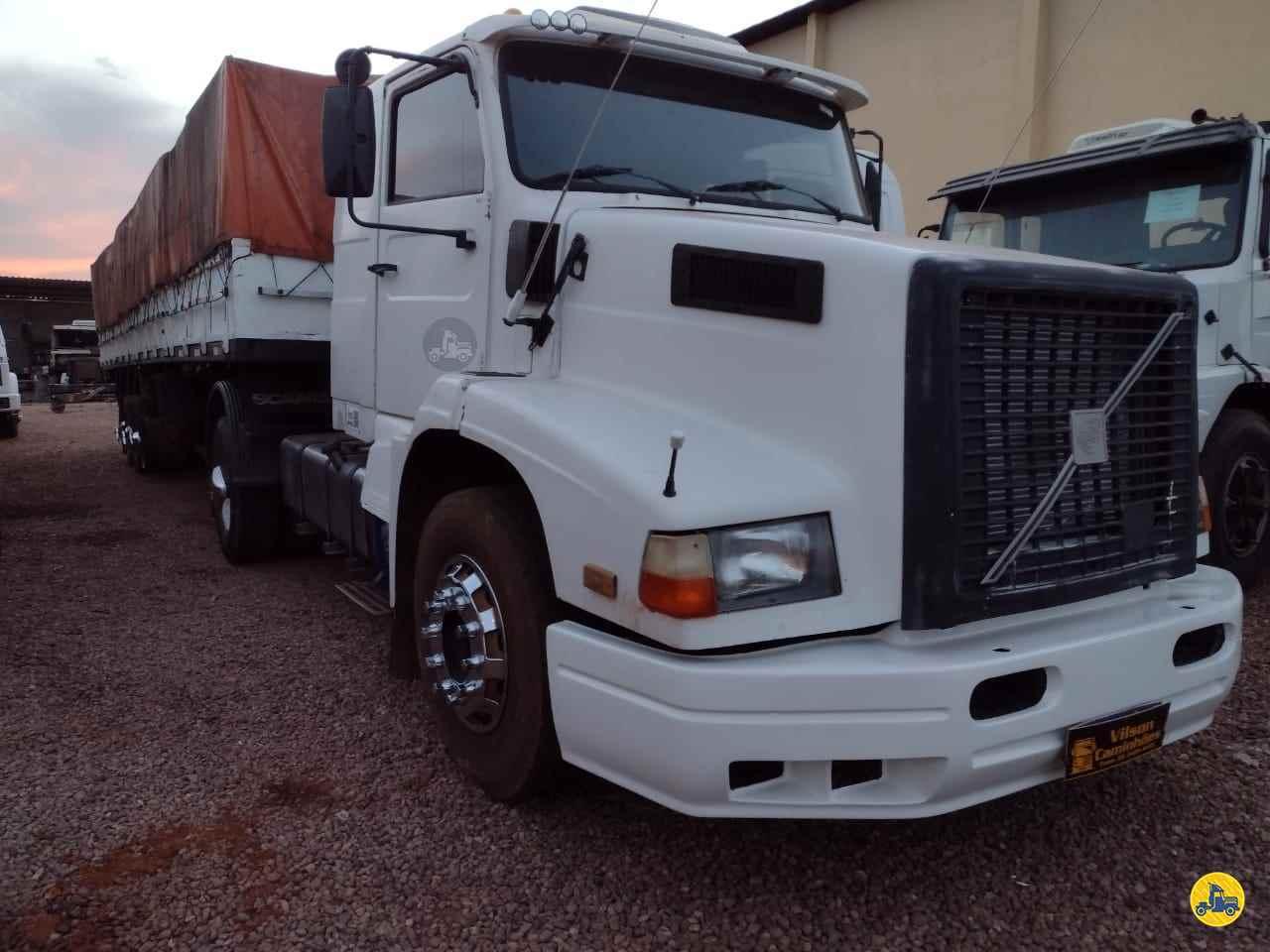 CAMINHAO VOLVO VOLVO NL10 340 Cavalo Mecânico Truck 6x2 Vilson Caminhões  RONDONOPOLIS MATO GROSSO MT