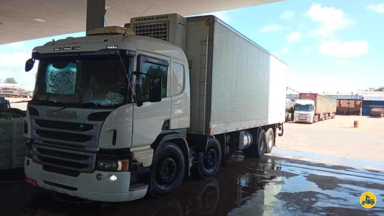 CAMINHAO SCANIA SCANIA P250 Cavalo Mecânico BiTruck 8x2 Vilson Caminhões  RONDONOPOLIS MATO GROSSO MT