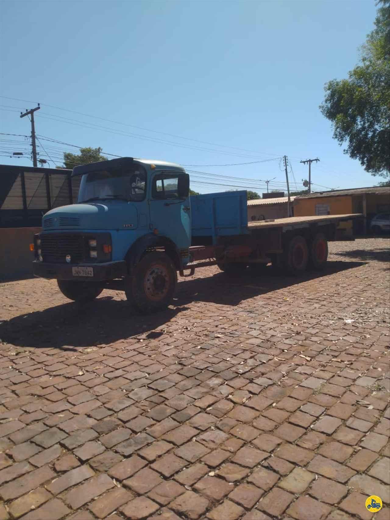 CAMINHAO MERCEDES-BENZ MB 1113 Cavalo Mecânico Truck 6x2 Vilson Caminhões  RONDONOPOLIS MATO GROSSO MT