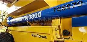 NEW HOLLAND TC 5070  2010/2010 Toninho Colheitadeiras