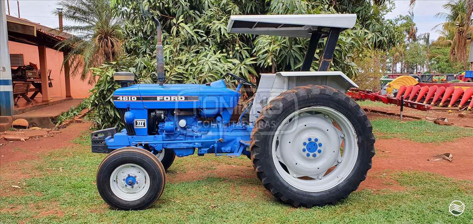 TRATOR FORD FORD 4610 Tração 4x2 Toninho Colheitadeiras GUAIRA SÃO PAULO SP