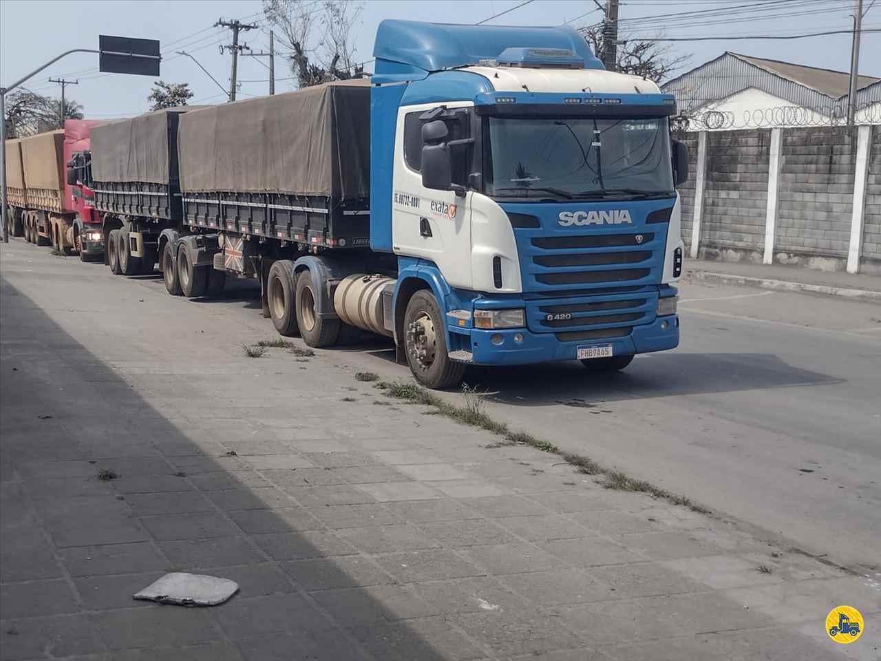 CAMINHAO SCANIA SCANIA 420 Cavalo Mecânico Truck 6x2 Agua Clara Caminhões ITAPEVA SÃO PAULO SP
