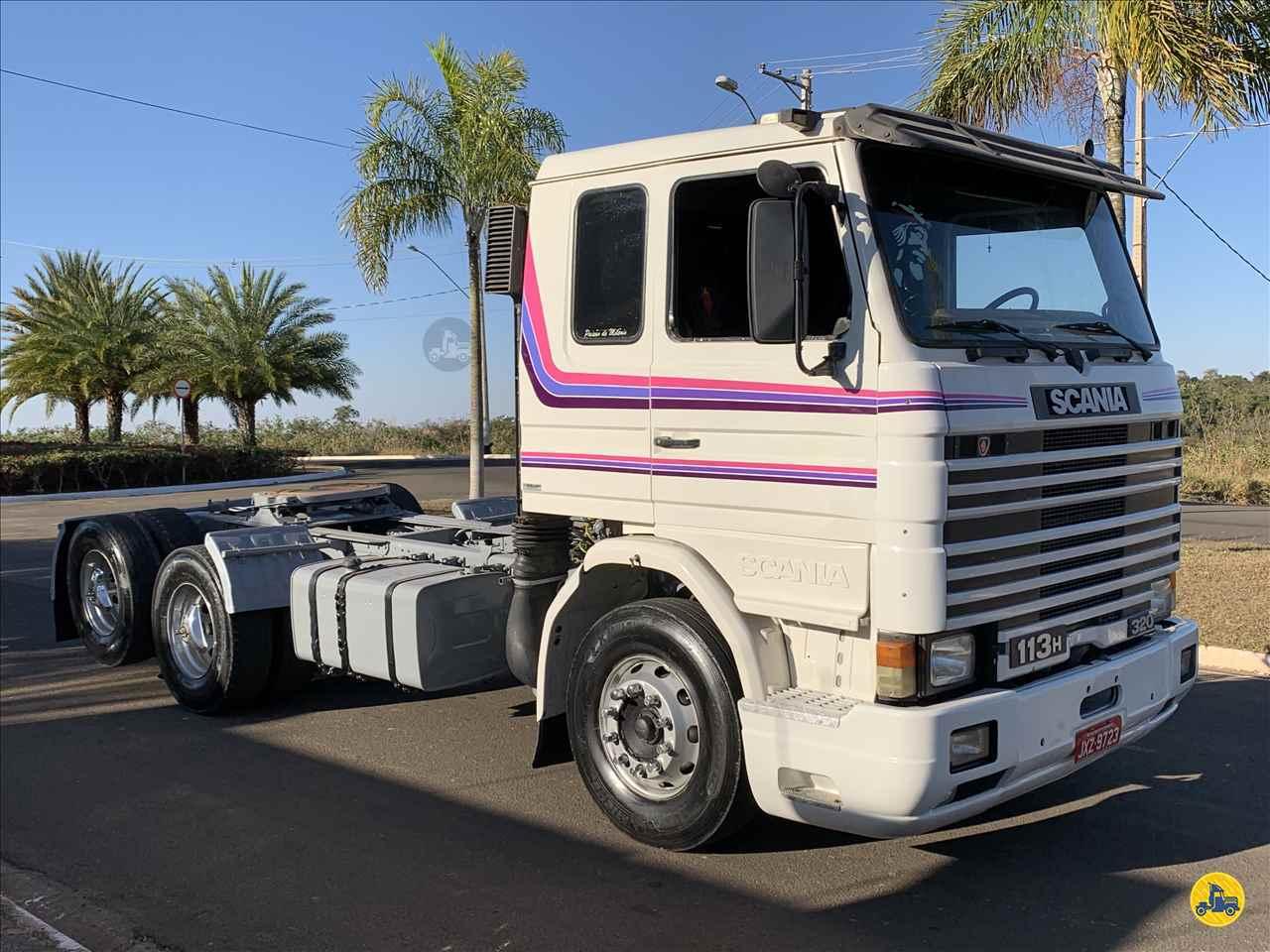 CAMINHAO SCANIA SCANIA 113 320 Cavalo Mecânico Truck 6x2 RB Caminhões e Carretas SAO SEBASTIAO DO PARAISO MINAS GERAIS MG
