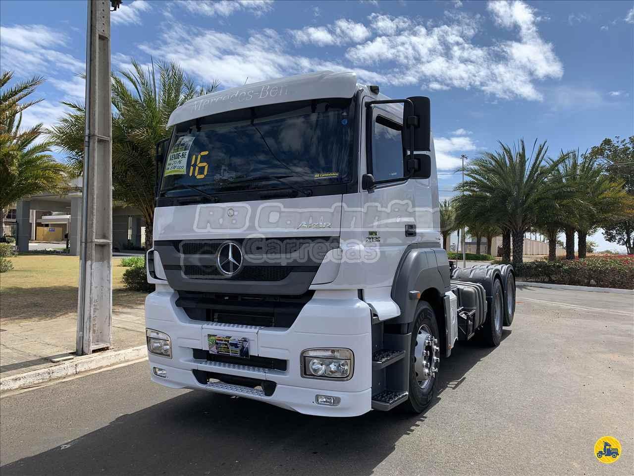 CAMINHAO MERCEDES-BENZ MB 2036 Cavalo Mecânico Truck 6x2 RB Caminhões e Carretas SAO SEBASTIAO DO PARAISO MINAS GERAIS MG