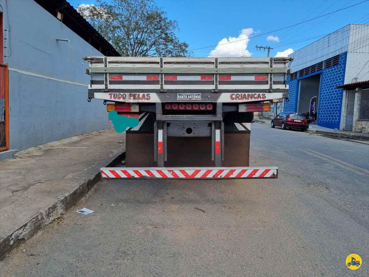 CAMINHAO MERCEDES-BENZ MB 2426 Carroceria Cabine Suplementar Truck 6x2 Taquinho Caminhões DIVINOPOLIS MINAS GERAIS MG