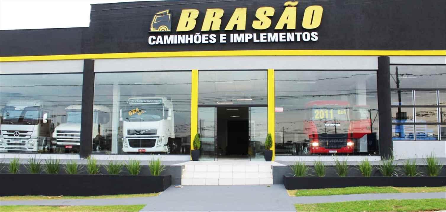 Foto da Loja da Brasão Caminhões e Veículos