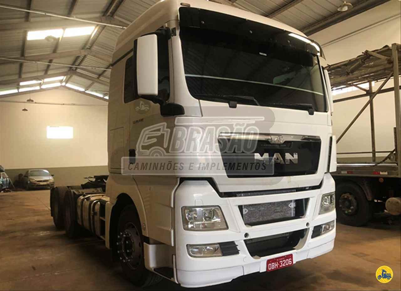 CAMINHAO MAN TGX 29 440 Cavalo Mecânico Traçado 6x4 Brasão Caminhões e Veículos CAMBE PARANÁ PR