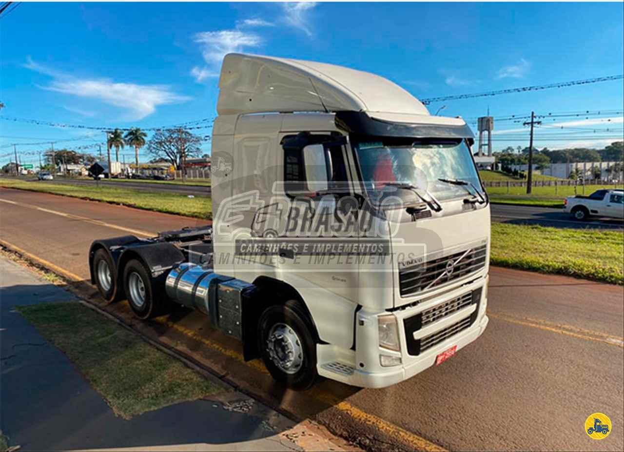 CAMINHAO VOLVO VOLVO FH 460 Graneleiro Traçado 6x4 Brasão Caminhões e Veículos CAMBE PARANÁ PR