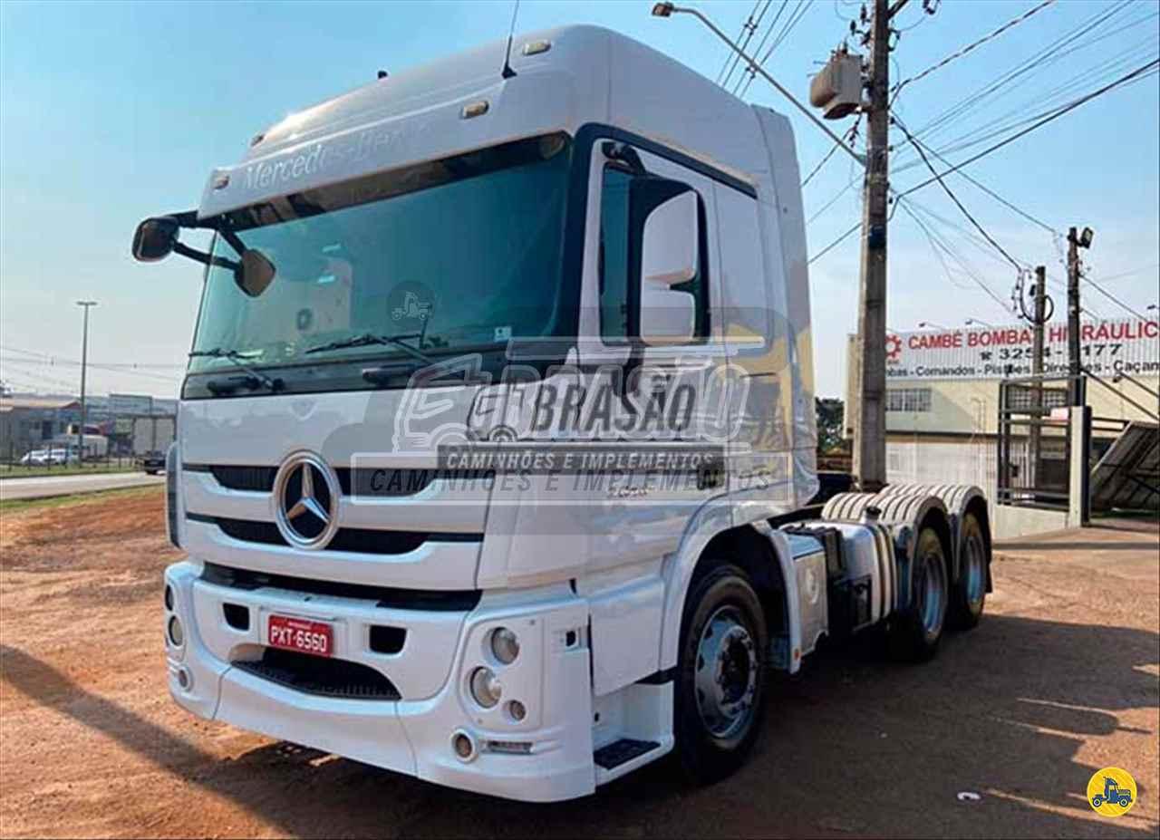 MB 2646 de Brasão Caminhões e Veículos - CAMBE/PR