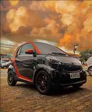 SMART Fortwo Passion Cabrio 47800km 2011/2011 Lau Caminhões