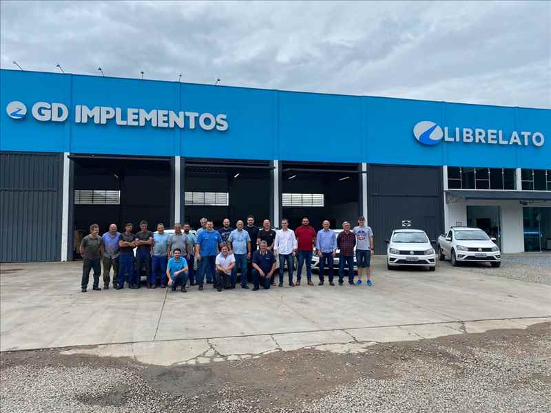 GD Implementos - Librelato