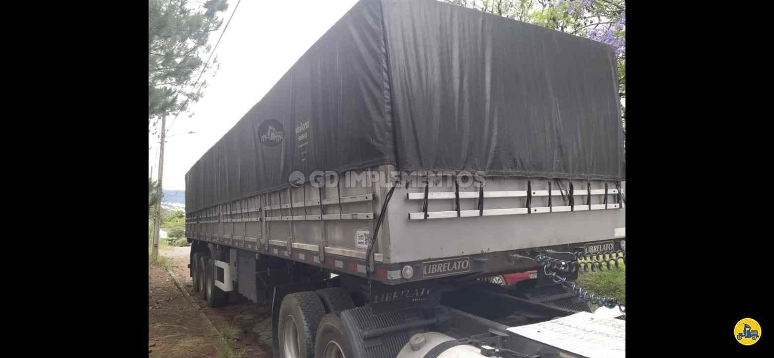 SEMI-REBOQUE GRANELEIRO  2011/2012 GD Implementos - Librelato