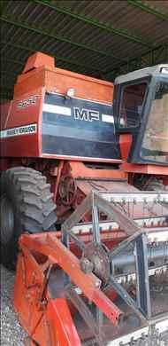 MASSEY FERGUSON MF 5650  1985/1985 Lima Máquinas Agrícolas