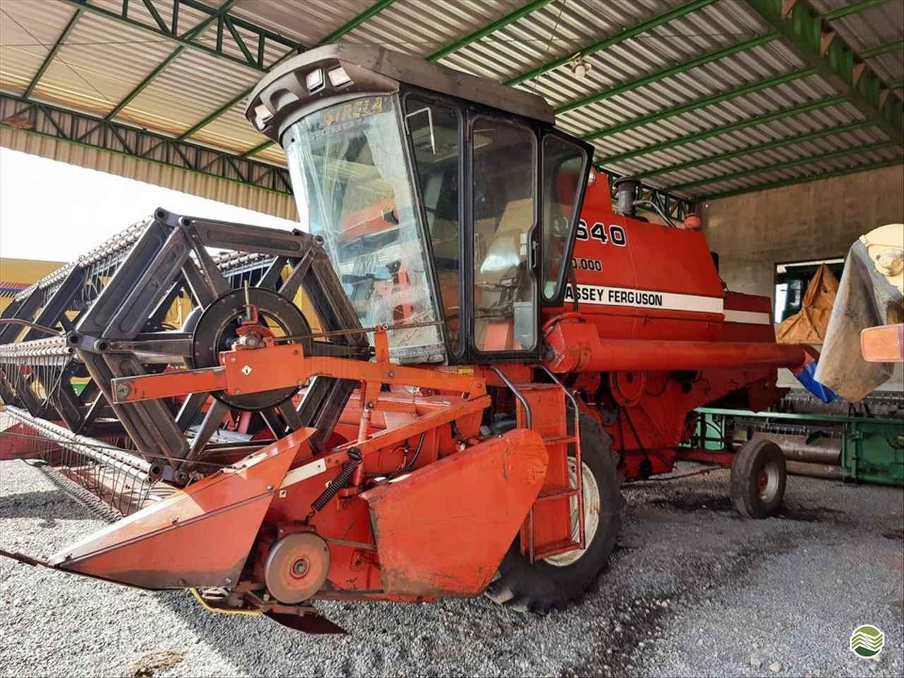 COLHEITADEIRA MASSEY FERGUSON MF 3640 Lima Máquinas Agrícolas SAO MARTINHO RIO GRANDE DO SUL RS
