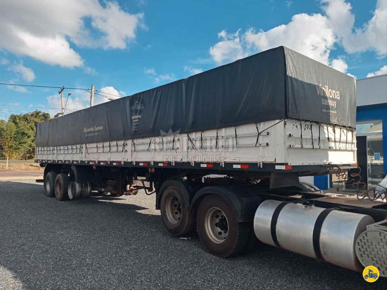 CARRETA SEMI-REBOQUE GRANELEIRO Real Cred Caminhões PIEDADE SÃO PAULO SP