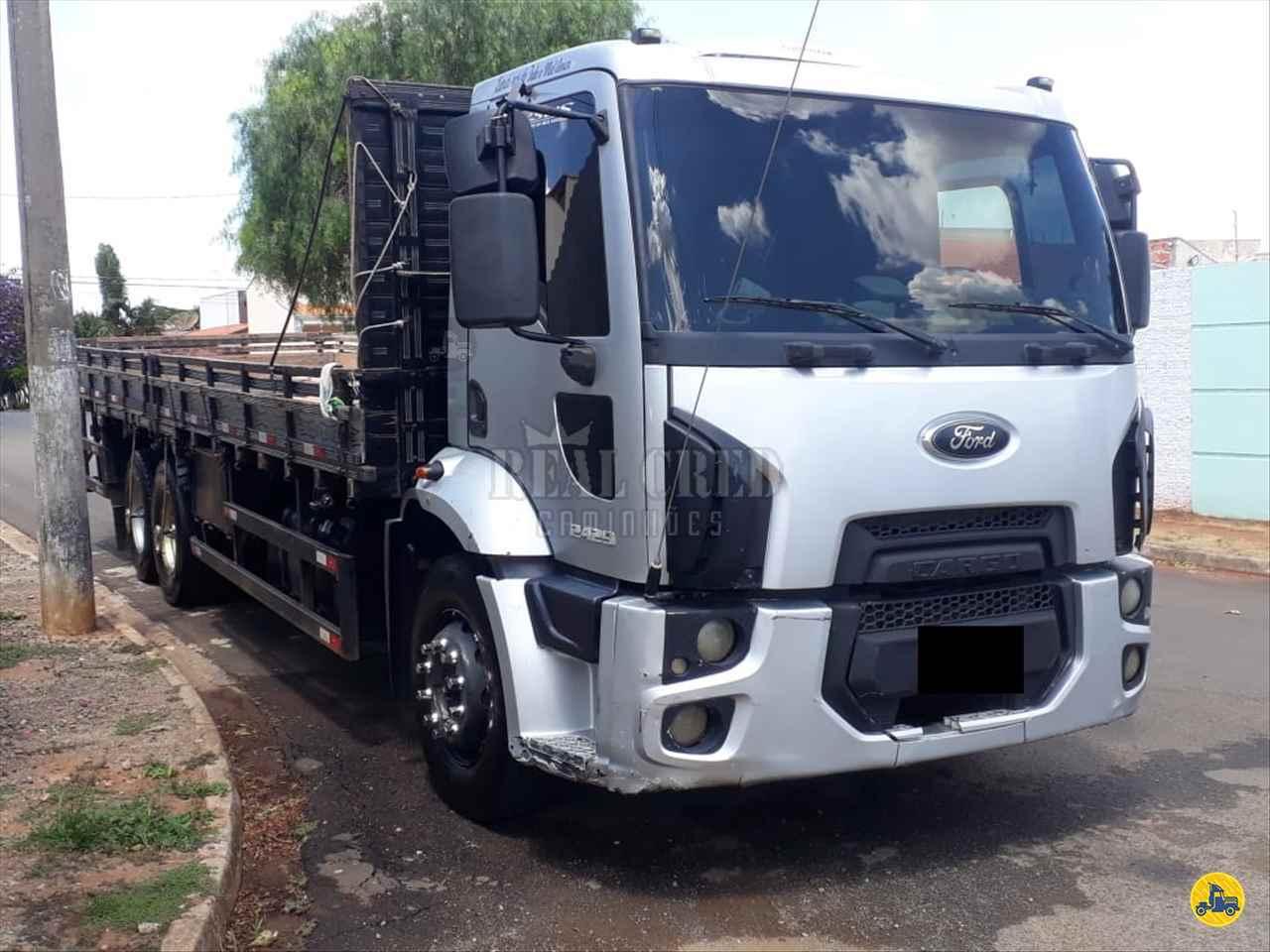 CAMINHAO FORD CARGO 2429 Carga Seca Truck 6x2 Real Cred Caminhões PIEDADE SÃO PAULO SP