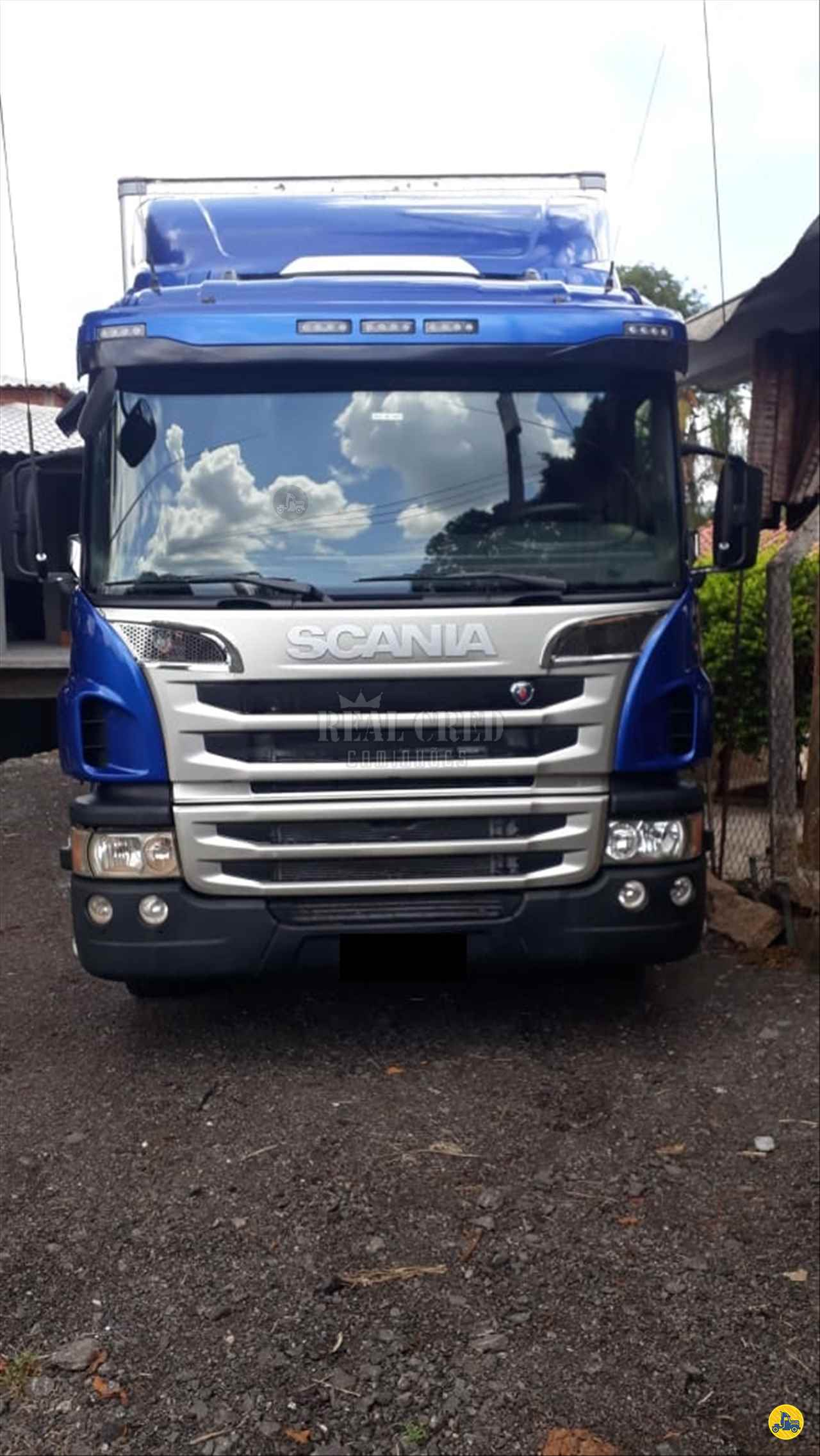 CAMINHAO SCANIA SCANIA 310 Baú Furgão BiTruck 8x2 Real Cred Caminhões PIEDADE SÃO PAULO SP