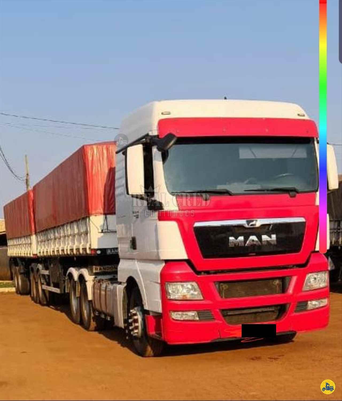 CAMINHAO MAN TGX 28 440 Cavalo Mecânico Truck 6x2 Real Cred Caminhões PIEDADE SÃO PAULO SP