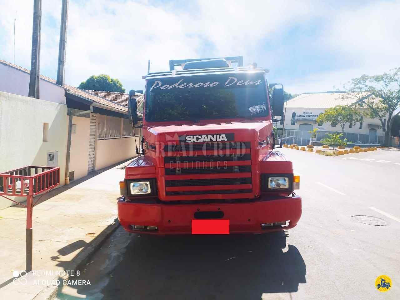 CAMINHAO SCANIA SCANIA 113 320 Cavalo Mecânico Toco 4x2 Real Cred Caminhões PIEDADE SÃO PAULO SP