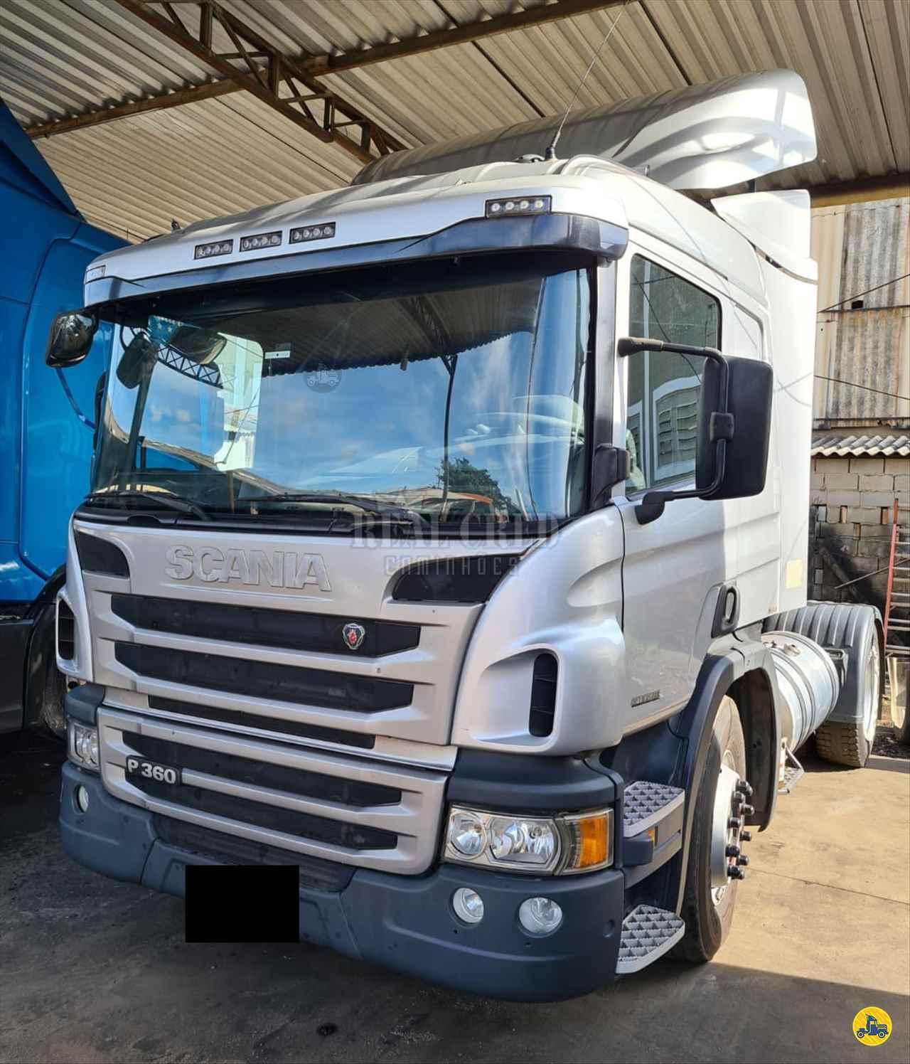 CAMINHAO SCANIA SCANIA P360 Cavalo Mecânico Toco 4x2 Real Cred Caminhões PIEDADE SÃO PAULO SP