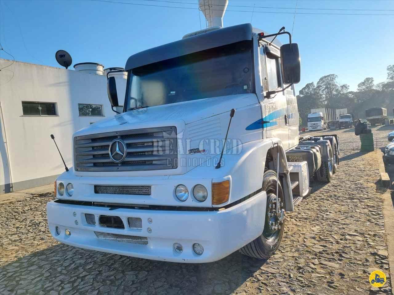 CAMINHAO MERCEDES-BENZ MB 1634 Cavalo Mecânico Truck 6x2 Real Cred Caminhões PIEDADE SÃO PAULO SP