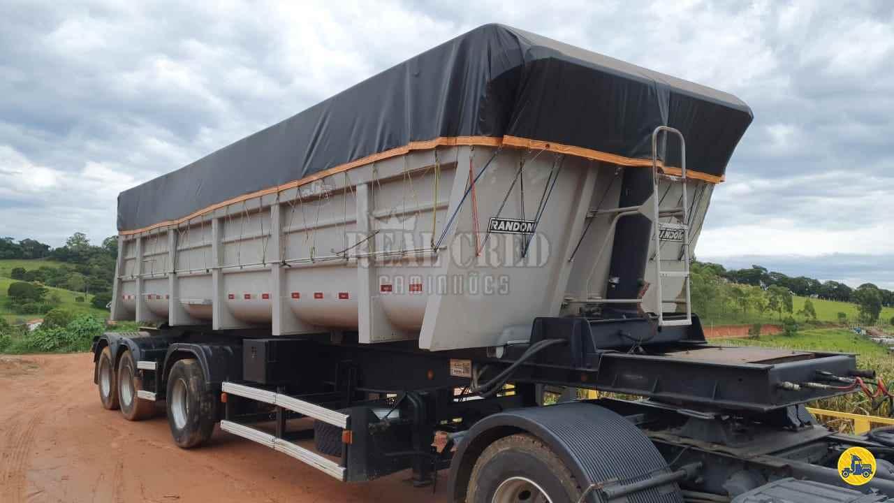 CARRETA SEMI-REBOQUE BASCULANTE Real Cred Caminhões PIEDADE SÃO PAULO SP