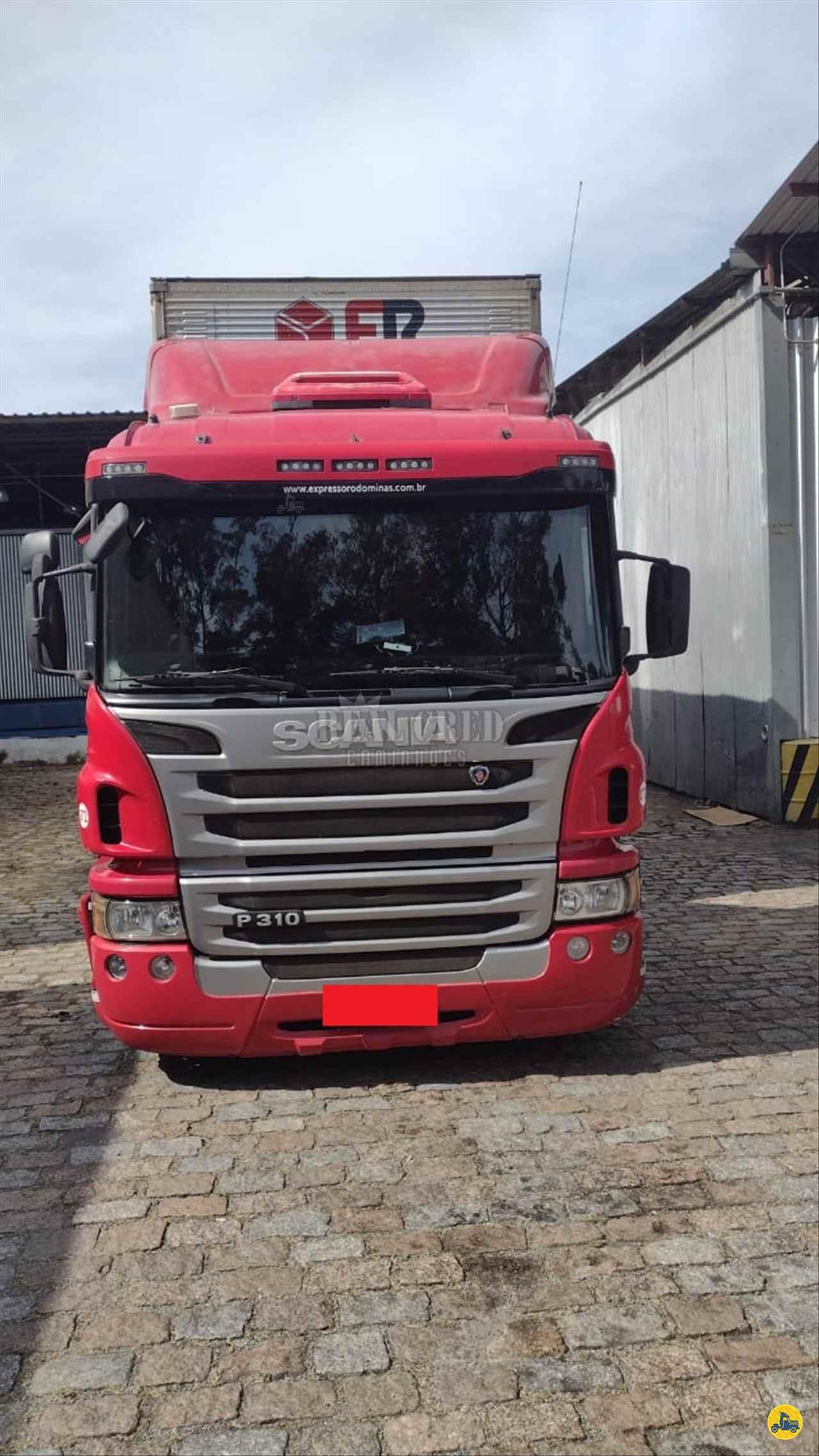 CAMINHAO SCANIA SCANIA 310 Cavalo Mecânico Toco 4x2 Real Cred Caminhões PIEDADE SÃO PAULO SP