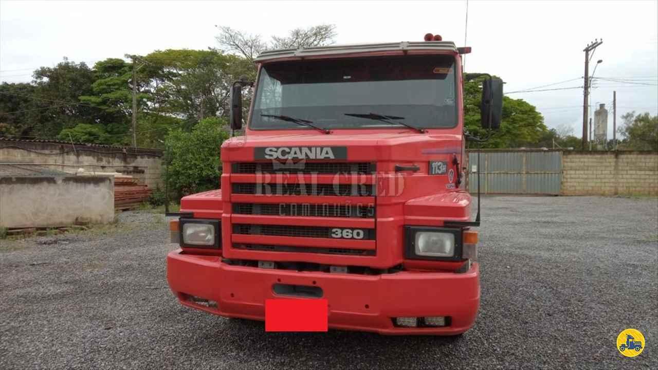 CAMINHAO SCANIA SCANIA 113 360 Cavalo Mecânico Truck 6x2 Real Cred Caminhões PIEDADE SÃO PAULO SP