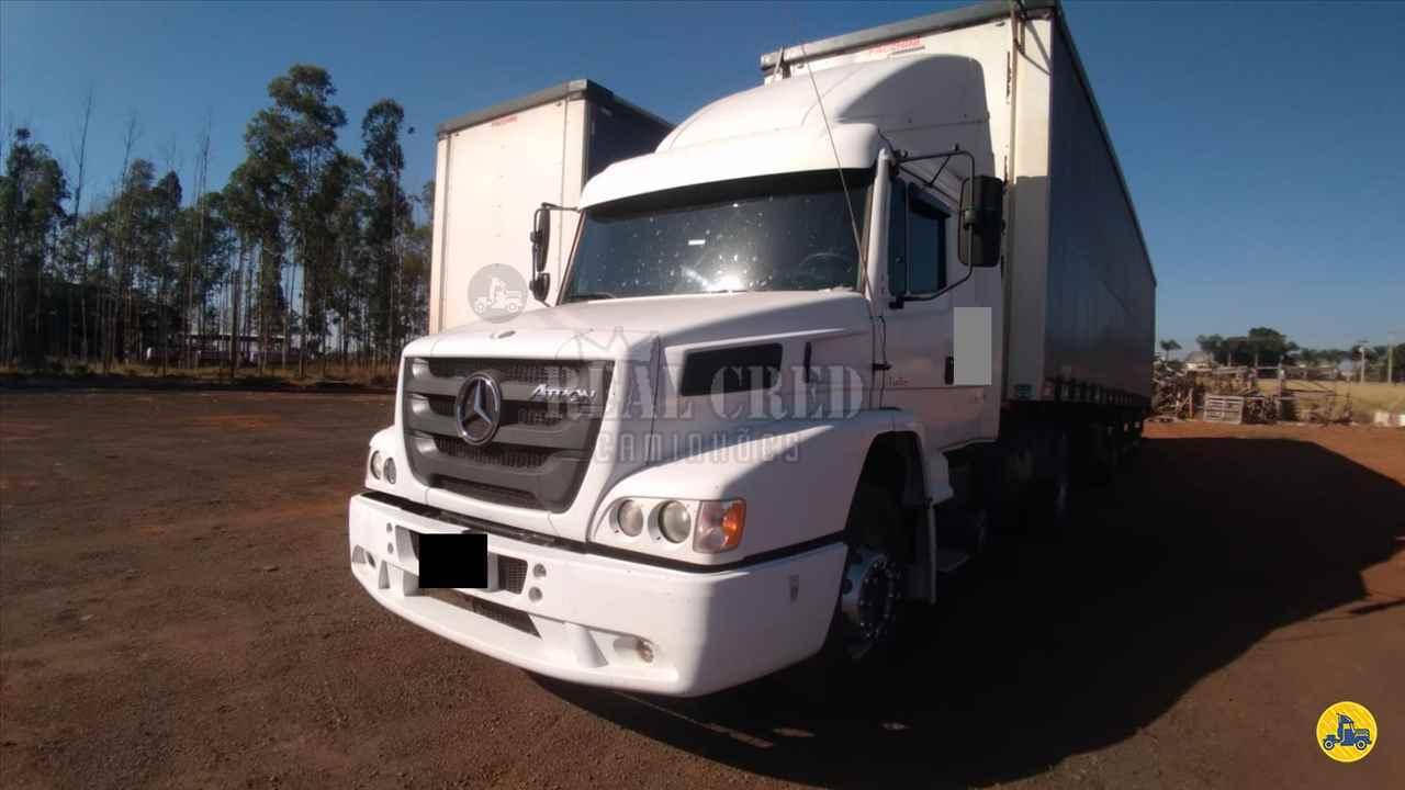 CAMINHAO MERCEDES-BENZ MB 1635 Cavalo Mecânico Toco 4x2 Real Cred Caminhões PIEDADE SÃO PAULO SP
