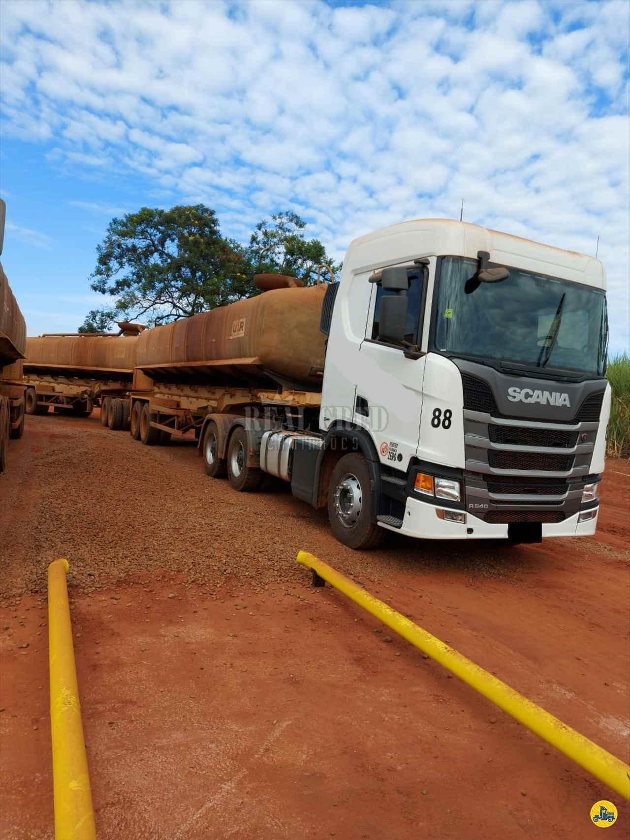 CAMINHAO SCANIA SCANIA 540 Cavalo Mecânico Traçado 6x4 Real Cred Caminhões PIEDADE SÃO PAULO SP