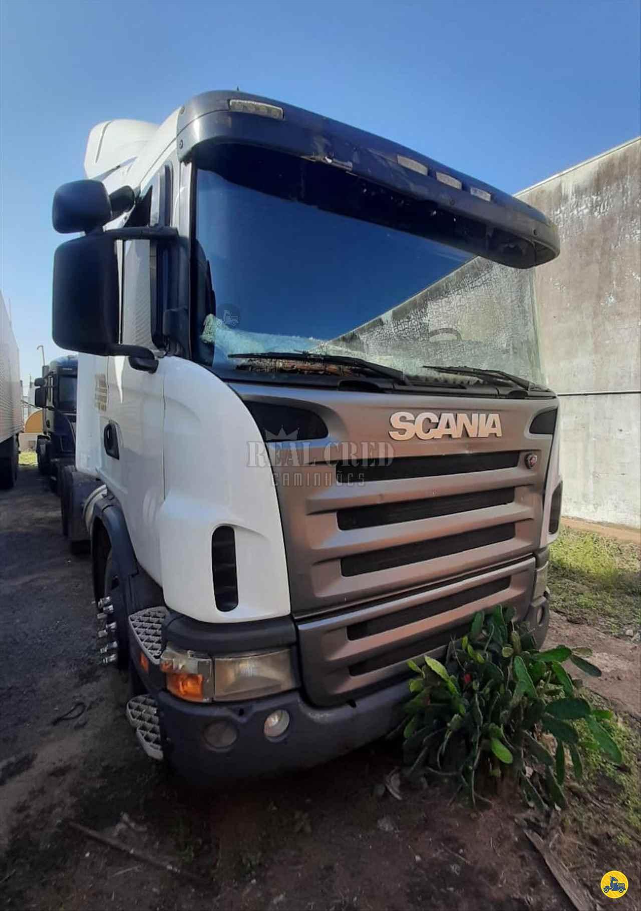 CAMINHAO SCANIA SCANIA 380 Cavalo Mecânico Truck 6x2 Real Cred Caminhões PIEDADE SÃO PAULO SP