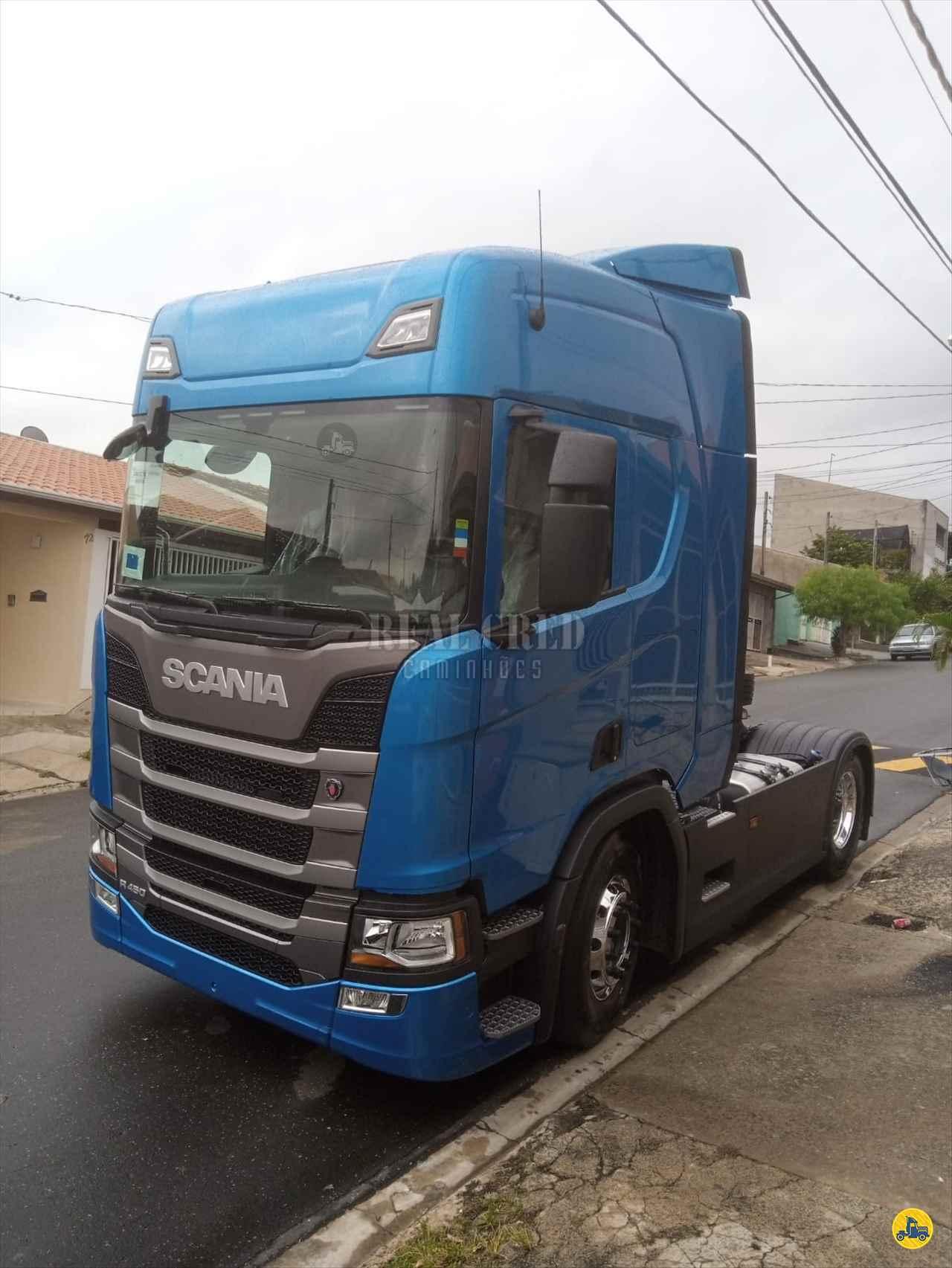 CAMINHAO SCANIA SCANIA 450 Cavalo Mecânico Toco 4x2 Real Cred Caminhões PIEDADE SÃO PAULO SP