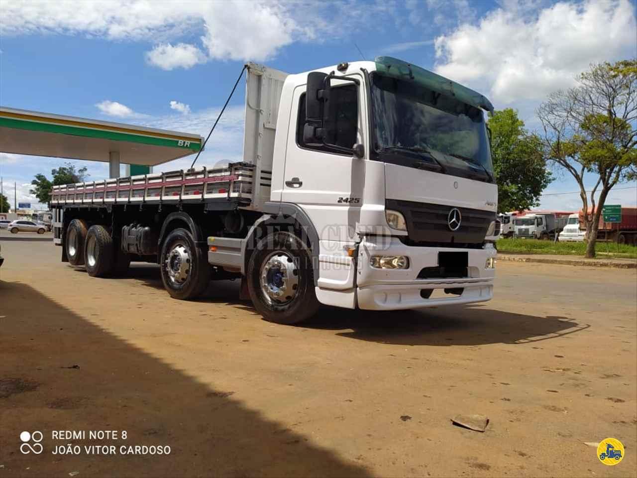 CAMINHAO MERCEDES-BENZ MB 2425 Carga Seca BiTruck 8x2 Real Cred Caminhões PIEDADE SÃO PAULO SP