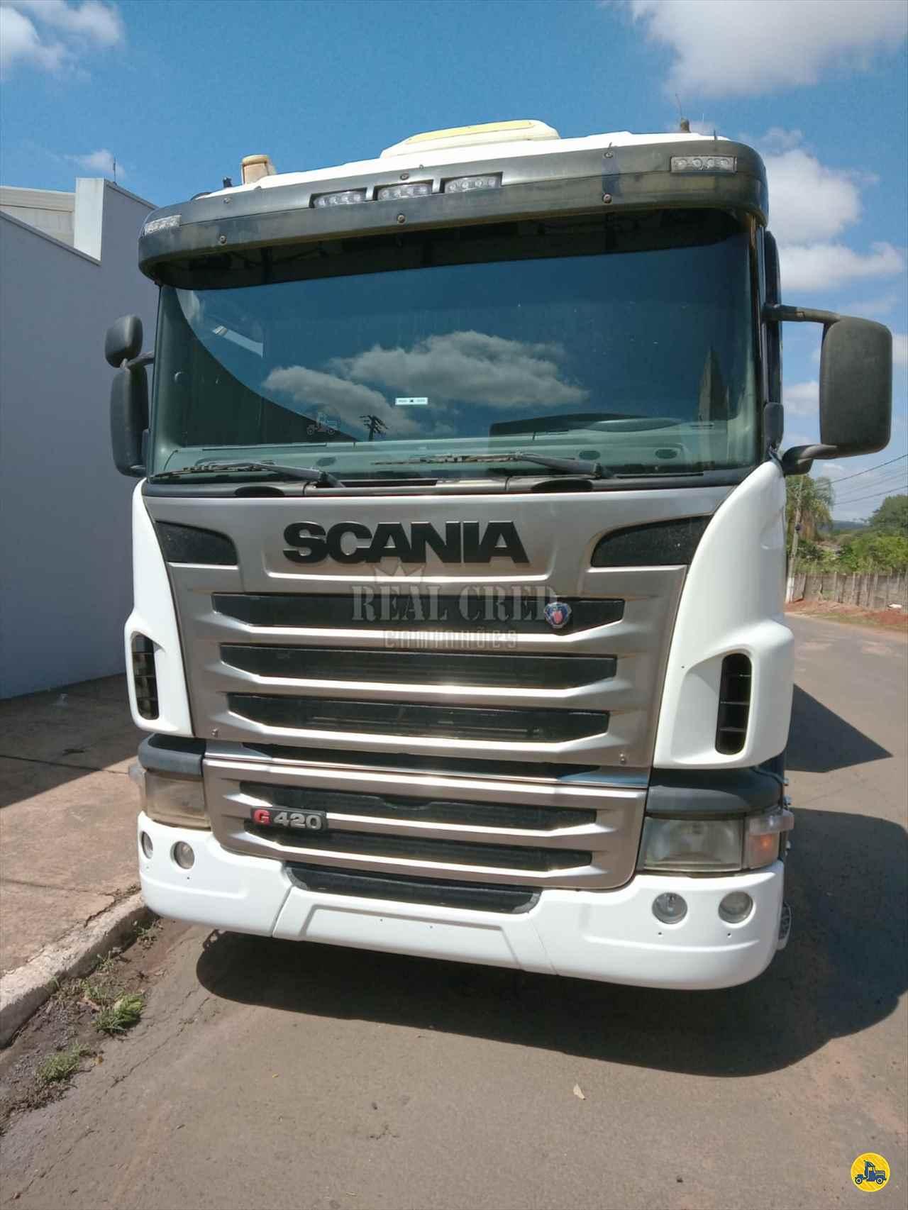 CAMINHAO SCANIA SCANIA 420 Cavalo Mecânico Truck 6x2 Real Cred Caminhões PIEDADE SÃO PAULO SP