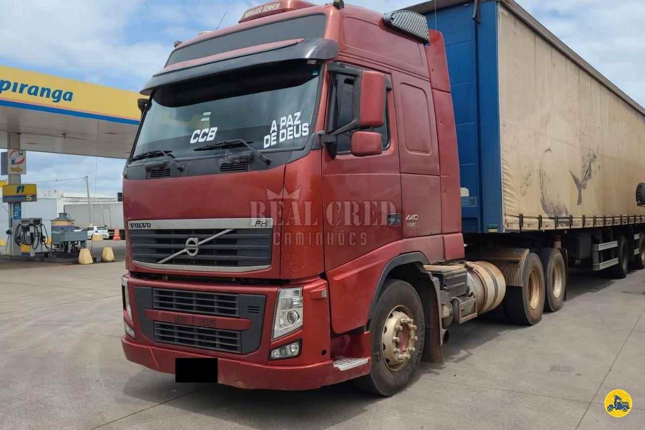 CAMINHAO VOLVO VOLVO FH 440 Cavalo Mecânico Truck 6x2 Real Cred Caminhões PIEDADE SÃO PAULO SP