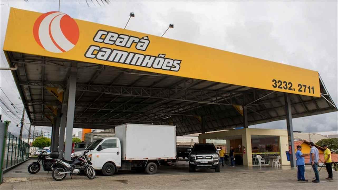 Foto da Loja da Ceará Caminhões