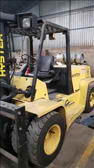 HYSTER H155XL2  2002/2002 Lotrans