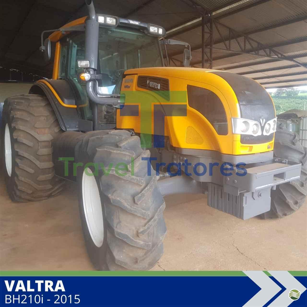TRATOR VALTRA VALTRA BH 210 Tração 4x4 Travel Máquinas Agrícolas LONDRINA PARANÁ PR