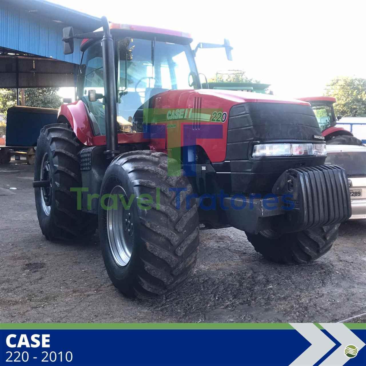 CASE MX 220 de Travel Máquinas Agrícolas - LONDRINA/PR