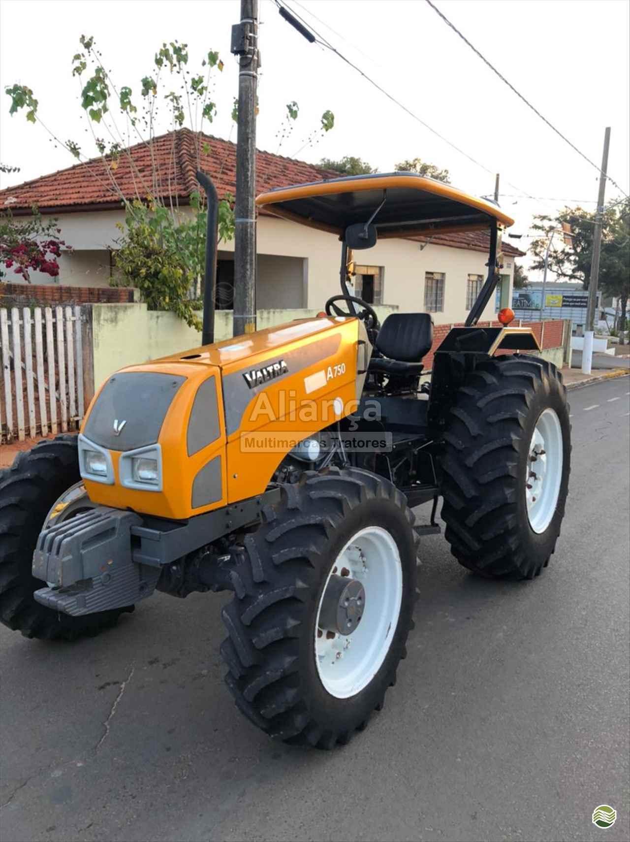 TRATOR VALTRA VALTRA A750 Tração 4x4 Aliança Multimarcas Tratores UBIRAJARA SÃO PAULO SP