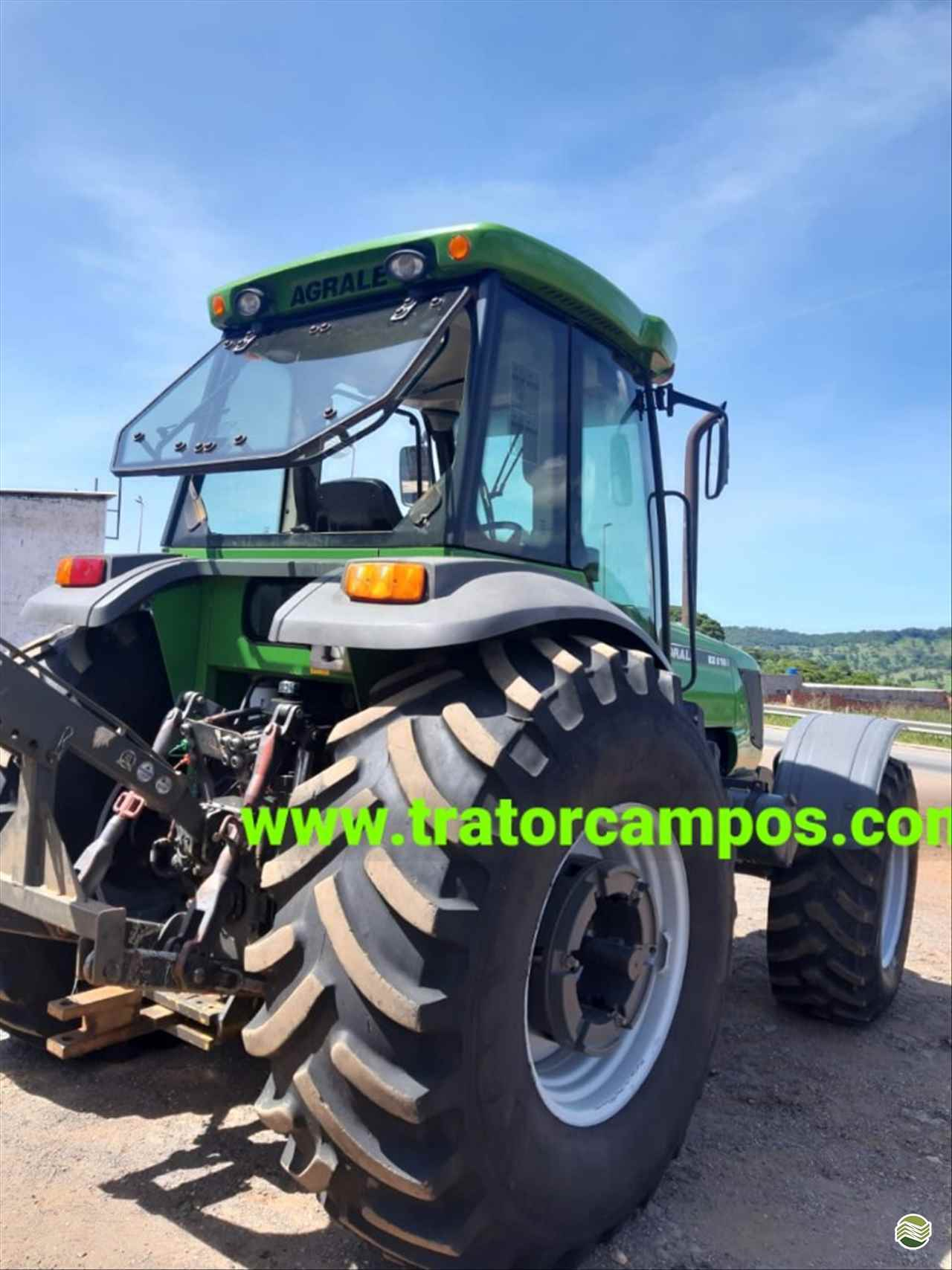 AGRALE AGRALE BX 6180  2013/2013 Trator Campos